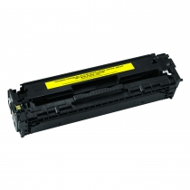 Cartus toner Yellow compatibil CB542A HP Color LaserJet CP1215, CM1312
