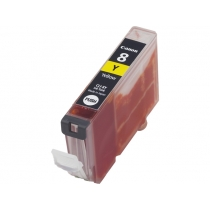 CANON BJ CARTRIDGE CLI-8Y, COLOUR INK CARTRIDGE, BS0623B001AA