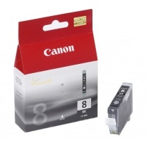 CANON BJ CARTRIDGE CLI-8BK, BLACK INK CARTRIDGE, BS0620B001AA