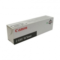 CANON TONER CEXV18, TONER FOR IR1018/1022 SERIES, YIELD 8,4K, CF0386B002AA