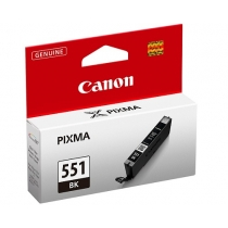 CANON INK CARTRIDGE CLI-551 BLACK BS6508B001AA